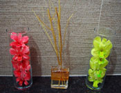 Preserved Orchid and Reed Diffuser
